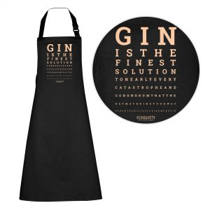 The Gin Collective Kitchen Aprons - The Gin Eye Test