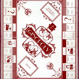 Ginopoly Poster