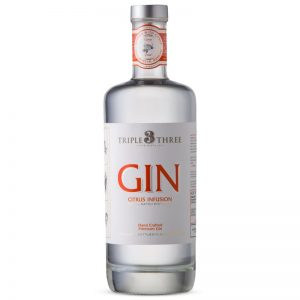 Citrus infusion gin