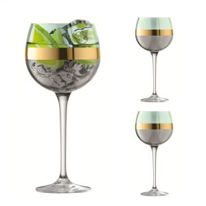 LSA Melon Gin Glass