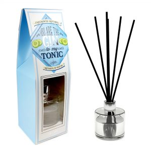 Gin Perfumed Room Diffuser - Gin & Tonic
