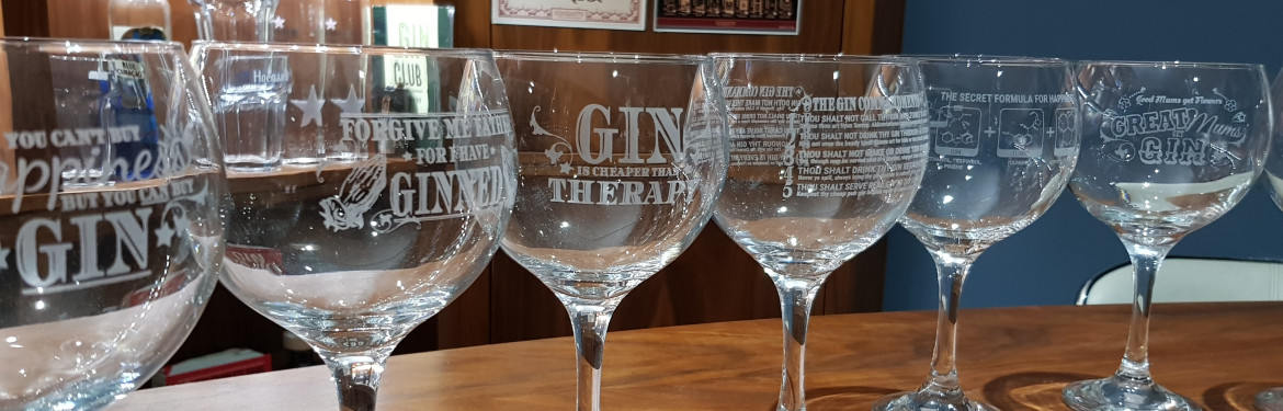 ba6215543a2 We offer a range of beautiful Gin & Tonic Glasses. Whether it's plain or personalised  etched, standard barware or high grade crystal goblet, short, tall, ...