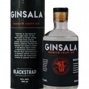 Ginsala Premium Craft Gin (South Africa) 43%