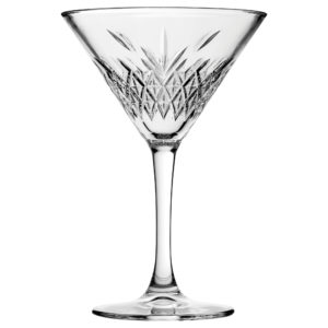 Roaring 20's 230ml Vintage Martini Cocktail Glass